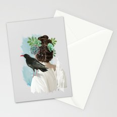 Girl&bird Stationery Cards