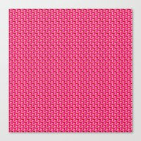 Chain Mail Canvas Print