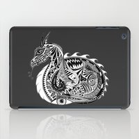 Nesting Dragon iPad Case