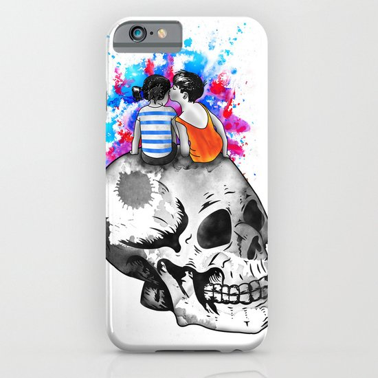 Love, hate, tragedy... iPhone & iPod Case
