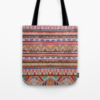 TRIBAL NOMAD Tote Bag