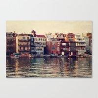 The Lake. Canvas Print