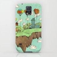 The Floating Farm Galaxy S5 Slim Case