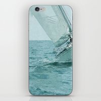High Side iPhone & iPod Skin