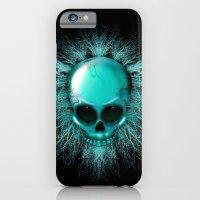 Ghost Skull iPhone 6 Slim Case