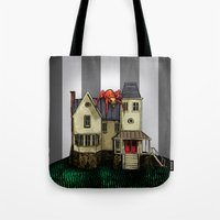 The Worm Of Saturn Tote Bag