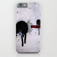 iPhone & iPod Case featuring Dirtypple by Doche Lps