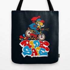 Ride Safe Tote Bag