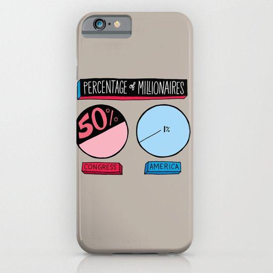 Millionaires iPhone & iPod Case