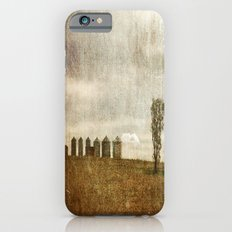 Nine Silos a Tank and a Tree iPhone 6 Slim Case