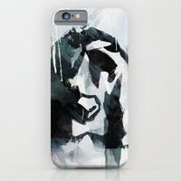 iPhone & iPod Case featuring Spaniel by Denis Stritar