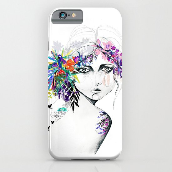 Exotic Girl iPhone & iPod Case