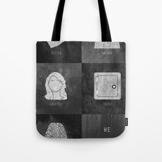 We Provide Leverage Tote Bag