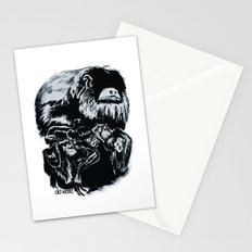 Old World Monkeys Stationery Cards