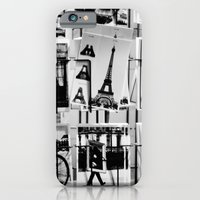 iPhone & iPod Case featuring from Paris with love by Theresia Pauls