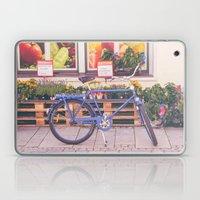 Market Bicycle Laptop & iPad Skin