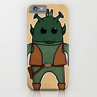 iPhone & iPod Case featuring Greedo by thejrowe
