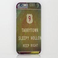 Sleepy Hollow iPhone 6 Slim Case