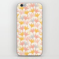 Lily I iPhone & iPod Skin
