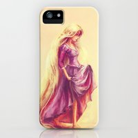 iPhone Cases featuring Gilded by Alice X. Zhang