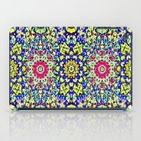 A Spring Flower Garden iPad Case