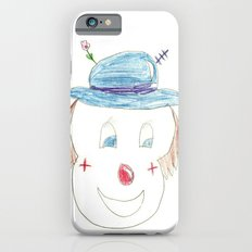 Childhood Drawings (clown) iPhone 6 Slim Case