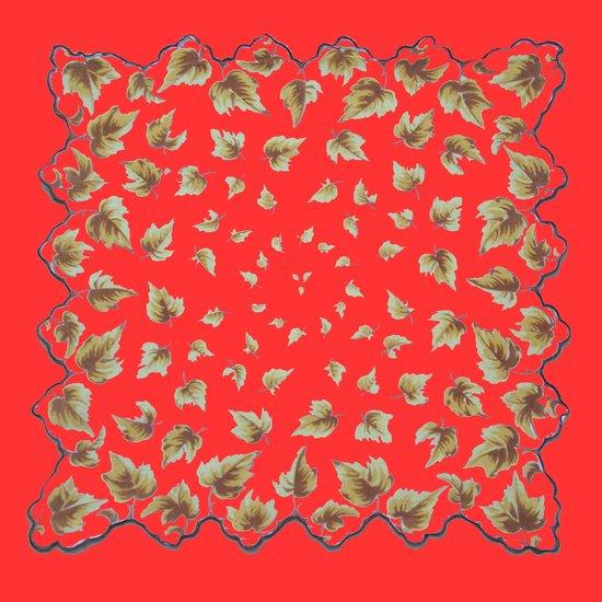 Leaf Vortex Art Print