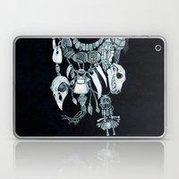 Voodoo Amulets Laptop & iPad Skin