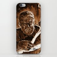 The Wolfman iPhone & iPod Skin