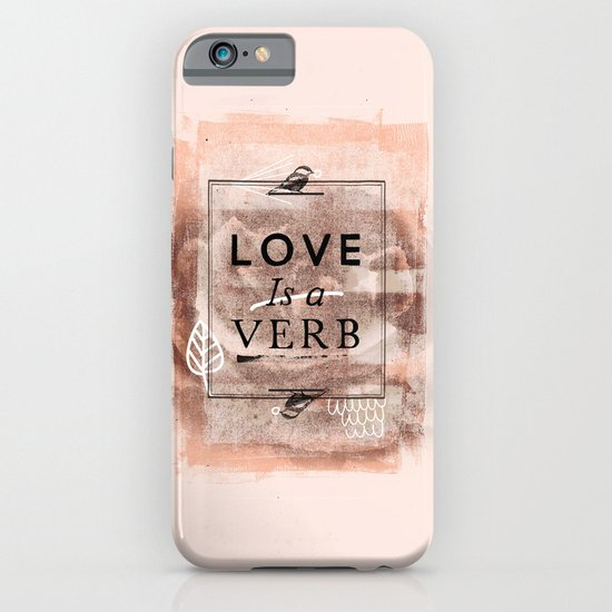 L.o.v.e iPhone & iPod Case