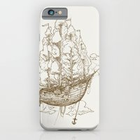 iPhone & iPod Case featuring Voyage Home by Isaboa