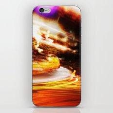 Night Cruise iPhone & iPod Skin