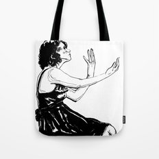 Perceive Tote Bag
