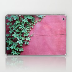 Red Wall Vine Laptop & iPad Skin