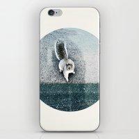 I LIVE IN A DREAM iPhone & iPod Skin