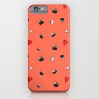 Sushi Saturday iPhone 6 Slim Case