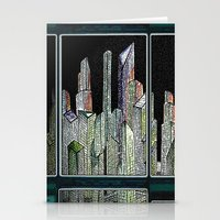 Room with a view Stationery Cards