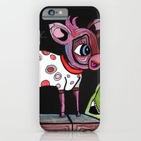 iPhone & iPod Case featuring Bambi has just escaped... by HFP artist
