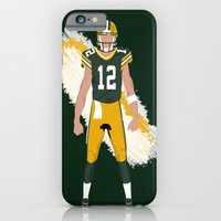 Cheese Head - Aaron Rodgers iPhone 6 Slim Case