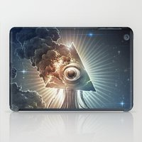 War Of The Worlds II. iPad Case