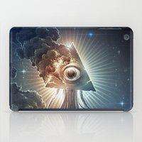 War Of The Worlds II. iPad Case