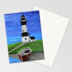 Lighthouse 4 Stationery Cards