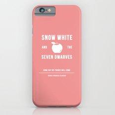 Disney Princesses: Snow White Minimalist iPhone 6 Slim Case