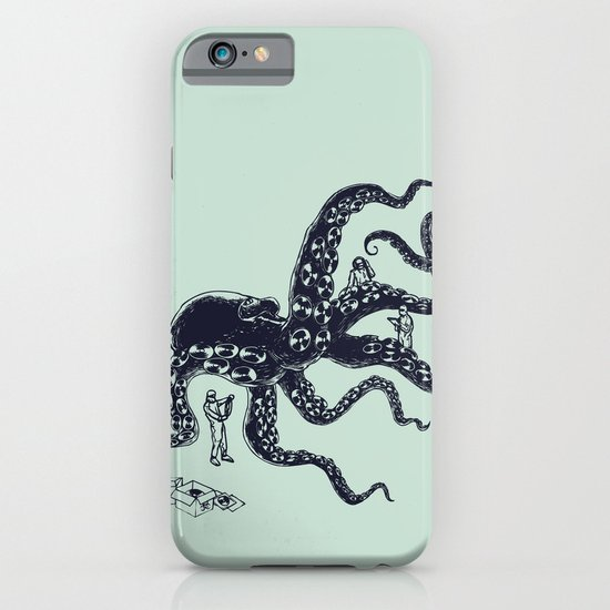 Experimental Music iPhone & iPod Case