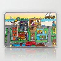 Good Magazine Neighborho… Laptop & iPad Skin
