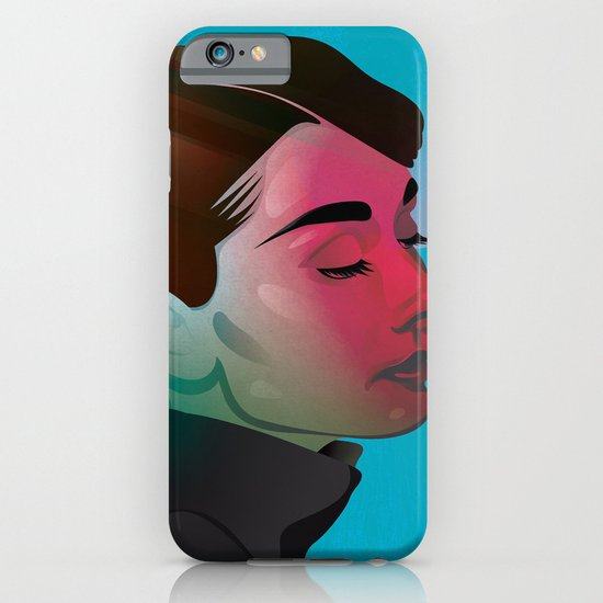 Classy- Audrey Hepburn iPhone & iPod Case