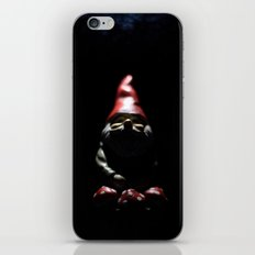 If you go down to the woods tonight iPhone & iPod Skin