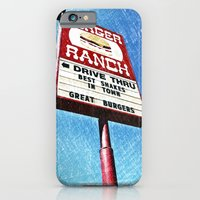 The Burger Ranch iPhone 6 Slim Case