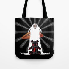 Teddy Dimension Tote Bag