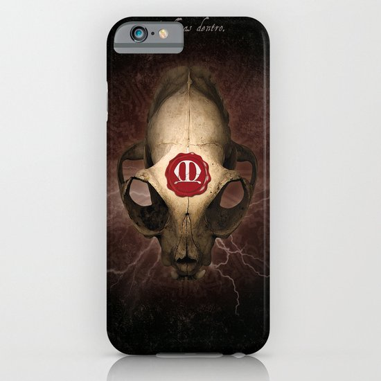 Poster Maldoror iPhone & iPod Case